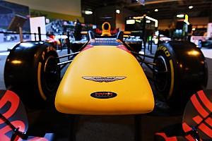 アストンマーチン、2018年レッドブルF1のタイトルスポンサーに決定