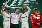 Гран Прі Британії: Хемілтон виграв гонку, Феттель з проколом 7-й