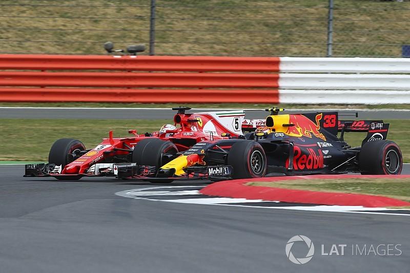 """Verstappen ya no toma """"en serio"""" las quejas de Vettel"""