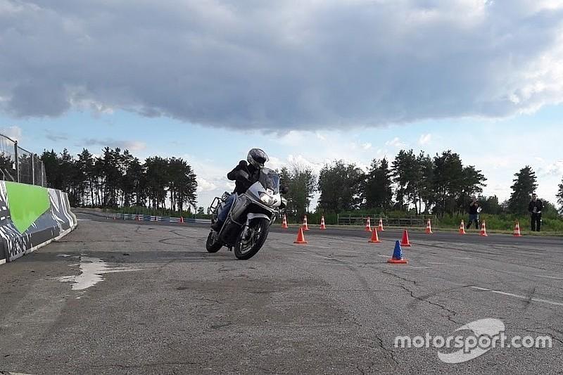 MotoOpenFest: Кубок із мотоджимхани – перевірка навичок керування байком