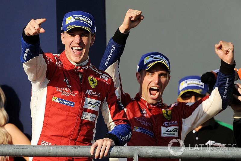 WEC 2018/19: Ferrari hält am Fahrerkader fest