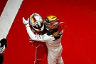 Hamilton: J'ai dit à Vettel que j'allais riposter après Melbourne