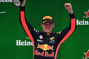 F1 Noticias de última hora Verstappen recupera su lugar: fue elegido 'Piloto del día' en China