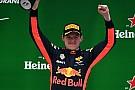 Verstappen recupera su lugar: fue elegido 'Piloto del día' en China