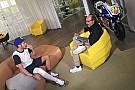 Valentino Rossi dreht 20 Runden in Misano und macht seinen Fans Mut