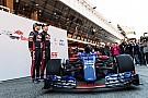 Формула 1 В Toro Rosso нацелились на пятое место Кубка конструкторов