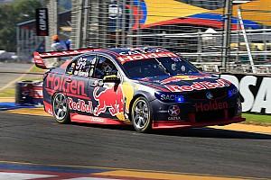 Supercars Rennbericht Supercars in Adelaide: Shane van Gisbergen gewinnt Auftakt 2017