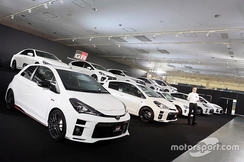 """トヨタ新ブランド「GR」が掲げる""""スポーツカーへのこだわり""""とは"""