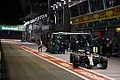 Formula 1 Singapur'un en hızlı pit stopları yine Mercedes'ten geldi