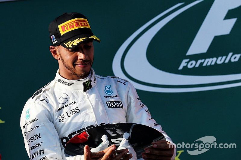 Mercedes: ez a legjobb Hamilton az elmúlt négy év során