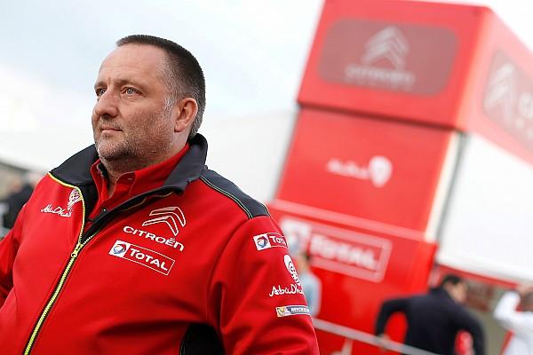 Citroen'den ayrılan Matton resmen FIA'ya katıldı