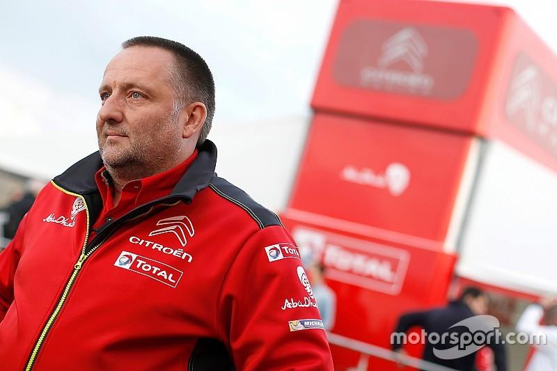[WRC] 马顿出任FIA拉力主管
