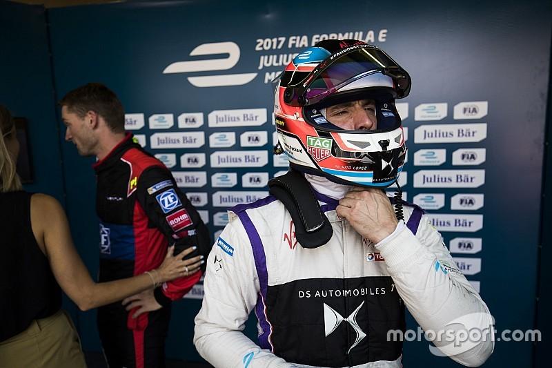 López disputará la 1° práctica y luego será evaluado