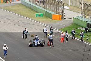 Formule 1 Actualités Giovinazzi relégué en fond de grille