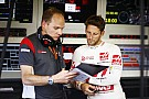 "Grosjean: ""I need to be better"" at managing brake problems"
