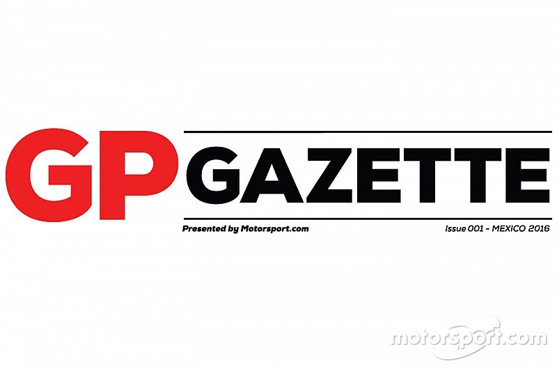 FREE! Read Issue #1 of the new GP Gazette eMagazine