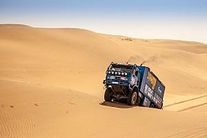 其他拉力赛 突发新闻 450公里纯沙漠赛段 丝绸之路拉力赛中国境内勘路开始