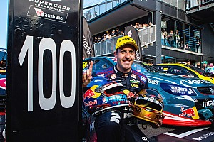 """澳洲超级房车赛:盘点""""百胜""""温卡普的五佳胜利"""