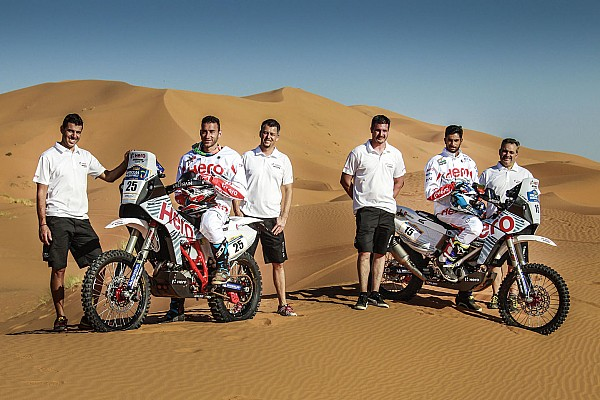 Other rally Breaking news Santosh, Hero Rally team to make India visit