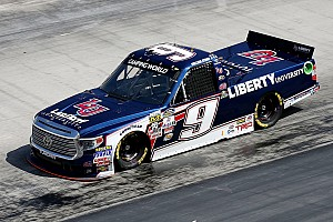 NASCAR Truck Preview Byron looking to continue spectacular rookie season at Bristol