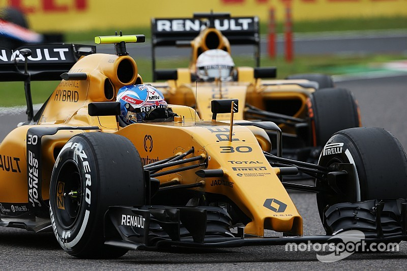 "Palmer: Magnussen ""made a mistake"" leaving Renault"