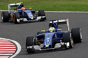 Formula 1 Breaking news Nasr has pushed me to become a better driver, says Ericsson