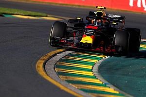 Verstappen dice que un error le costó un lugar en la primera fila
