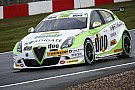 BTCC Austin tops BTCC pre-season test with new Alfa Romeo