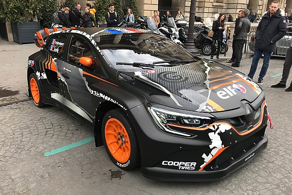 GCK hopes to entice Renault backing for World RX team