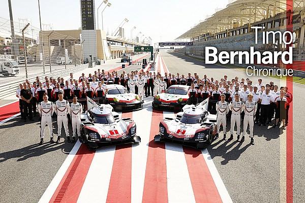 Chronique Bernhard - Les derniers tours émouvants de la 919 Hybrid