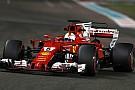 F1 ベッテル、最終戦の初日に満足も「チームはすでに来季を見据えている」