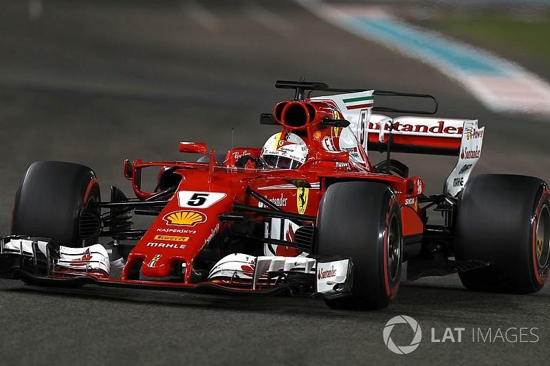 Ferrari im letzten F1-Qualifying 2017 ohne Chance gegen Mercedes, aber...