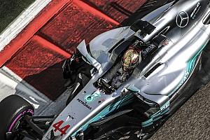 F1 Reactions Mercedes se enfocó para 2018 en la primera práctica