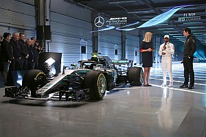 F1 Noticias de última hora Hamilton espera que el W09 sea más consistente que su antecesor