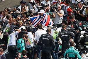 F1 Noticias de última hora Lewis Hamilton le agradece a sus fans vía Instagram