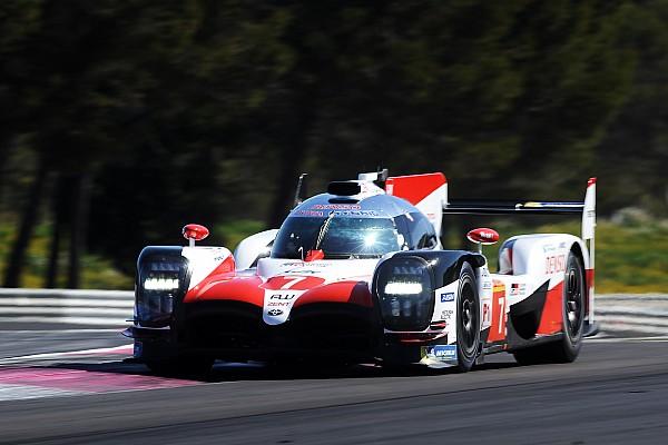 Prologo, le Toyota volano: Conway abbassa il primato della Porsche
