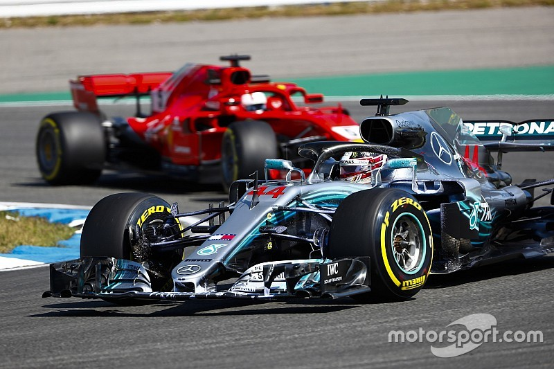 Ferrari Vs Mercedes Chronologie Des Formel 1 Technologiekrieges 2018