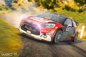 eSports Breaking news French teenager wins WRC eSports Grand Final