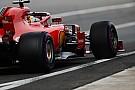 Formula 1 GP di Baku: scelta gomme aggressiva per la Ferrari con 10 set di ultrasoft