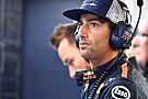Fórmula 1 Ricciardo se sometió a una pequeña cirugía en el labio antes de Bakú
