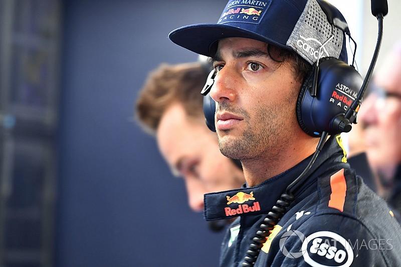 Ricciardo, Bakü öncesi dudak ameliyatı oldu