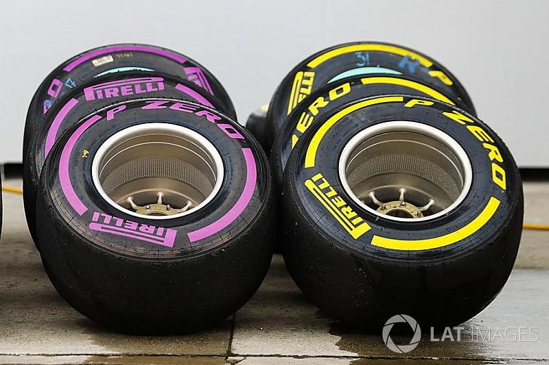 Pirelli proporrà il salto di mescola anche al Gran Premio di Germania