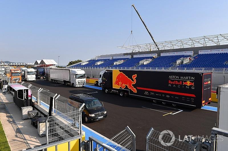 La F1 enfrenta lo desconocido en el primer triplete de la historia
