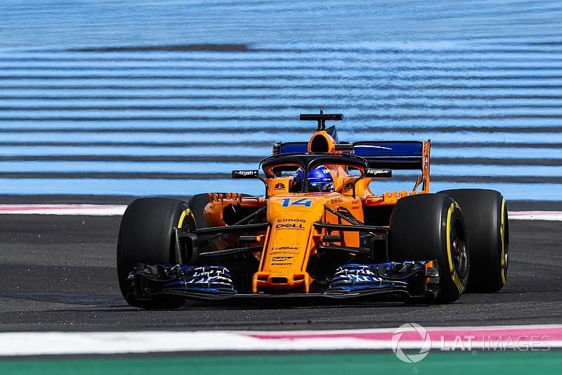 Alonso hopes Paul Ricard misery not
