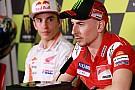 MotoGP Honda: Managing Marquez and Lorenzo a