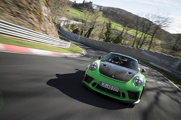 Automotive News Porsche 911 GT3 RS: Rekordrunde auf Nürburgring-Nordschleife