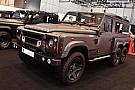 ¿Cómo sería un Land Rover con seis ruedas?