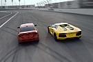 Auto Vidéo - La Kia Forte affronte la Lamborghini Aventador