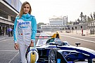 VIDEO: miren a Carmen Jordá en su test en Fórmula E
