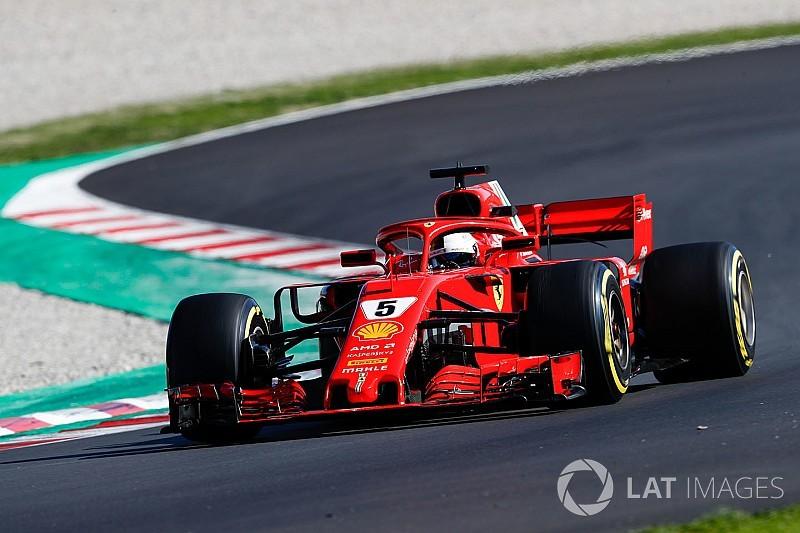 Un gain de 10 chevaux pour le moteur Ferrari